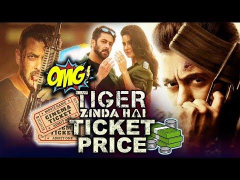 Xxx Mp4 Salman S Tiger Zinda Hai Movie Ticket Price Salman Khan Katrina Kaif Ali Abbas Zafar 3gp Sex