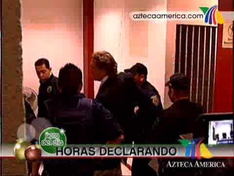 Fabian Lavalle de nuevo detenido en Alcoholimetro
