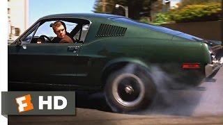 Bullitt (1968) - San Francisco Car Chase Scene (4/10) | Movieclips