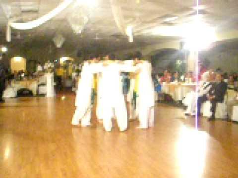 Mauja Mauja Dance Shadia and Waheeds Mehndi