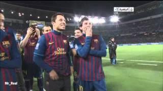 تتويج برشلونة بكاس العالم للاندية 2011 تعليق الشوالي