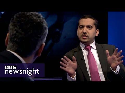 Xxx Mp4 Maajid Nawaz Mehdi Hassan And Mo Ansar Lock Horns On BBC Newsnight 3gp Sex