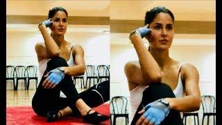 Thugs Of Hindostan - Katina Kaif Dance Practice Pic