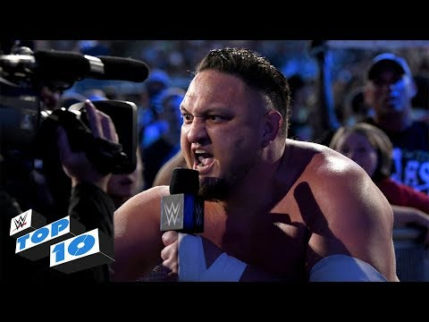 Xxx Mp4 Top 10 SmackDown LIVE Moments WWE Top 10 August 21 2018 3gp Sex