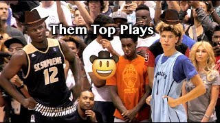 Them Top Plays: adidas Gauntlet Feat. Zion Williamson, LaMelo Ball & More! Poster Dunks, etc.