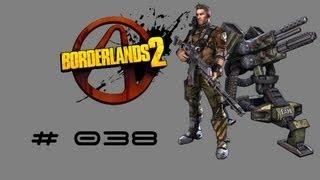 Borderlands 2 Playthrough Ep #038 Commando (Axton) - Mordecai's hidden stash