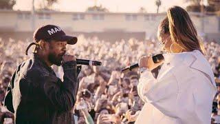 Rihanna & Kendrick Lamar At TDE XMAS 2017- Full Performance