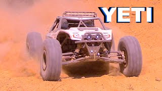 RC CWR Yeti bash and dust run at Kimberley BMX and skate park