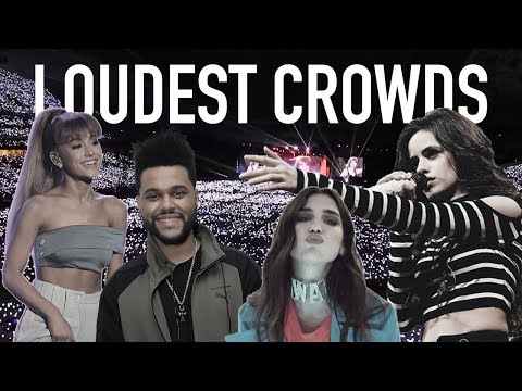 Best Crowd Moments (Loudest Crowds)