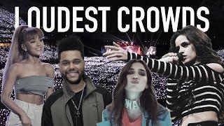 Best Crowd Moments (Loudest Crowds)