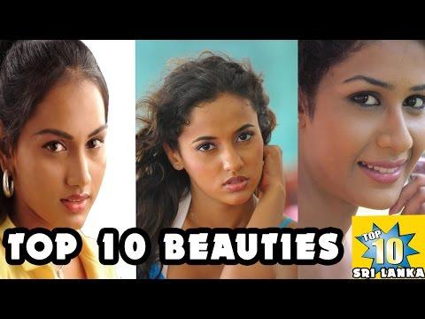 Xxx Mp4 Top 10 Most Beautiful Women In Sri Lanka 3gp Sex