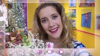Violetta : Les Recettes d'Angie - Cookies en forme de coeur