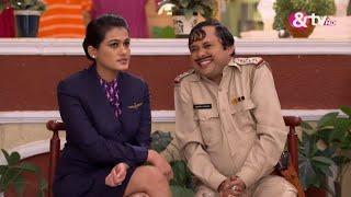 Bhabi Ji Ghar Par Hain - भाबीजी घर पर हैं - Episode 606 - June 23, 2017 - Best Scene