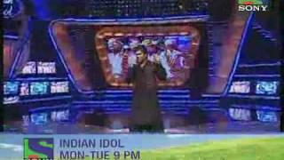 Sreeram sings..kawa kawa - Videos - Indian Idol 5.flv