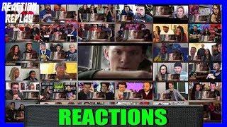 Avengers Infinity War Trailer Reaction Mashup | Reaction Replay