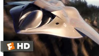 Stealth (2005) - Collateral Damage Scene (5/10) | Movieclips