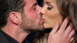 قبلة على الهواء بين نيكول سابا ويوسف الخال