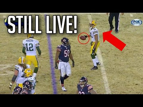 NFL THE PLAY IS STILL LIVE Moments HD Part 2