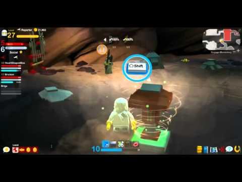 LEGO Universe Ninjago Masters of Spinjitzu Part Six