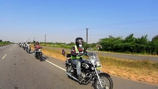#DinosVlogs: 100th Bajaj Avenger Brotherhood Ride FLG   Group Ride Signals Explained