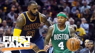 Can Celtics Challenge Cavaliers In Eastern Conference Finals? | First Take | May 16, 2017