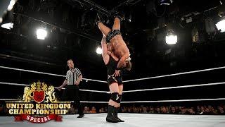 Wolfgang vs. Joseph Conners: WWE U.K. Championship Special, May 19, 2017