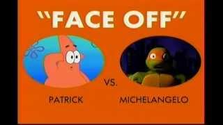 Nick - FACE OFF patrick vs Mechelangelo
