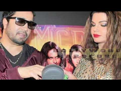 After Kissing Controversy, Mika Singh and Rakhi Sawant HUG Each other