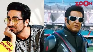 Ayushmann Khurrana REVEALS Awkward Gay Encounter | Robot 2.0 Teaser Gets Mixed Response & More