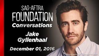 Conversations with Jake Gyllenhaal