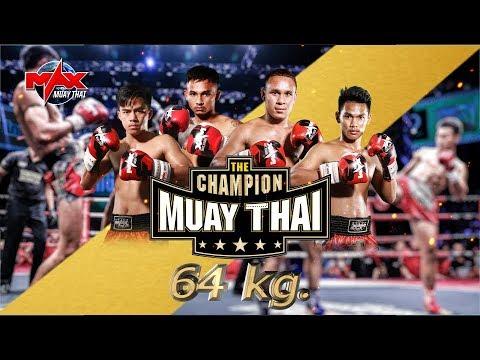 Xxx Mp4 THE CHAMPION MUAY THAI 4 Man Tournament I May 19th 2018 3gp Sex