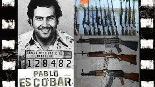 Pablo Escobar. Terror w Kolumbii.