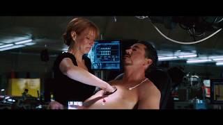 """Iron Man 1 """"Güvenli mi?"""""""
