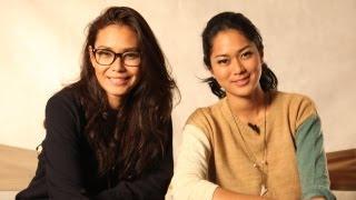 Prisia Nasution & Adinia Wirasti Curhat ttg Petualangan di Eropa