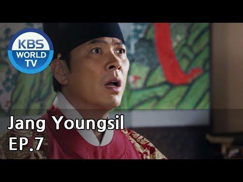 Jang Youngsil   장영실 - Ep.7 (2016.02.08)