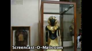 MIRACLE in Egypt - King Tut statue SPEAKS!!