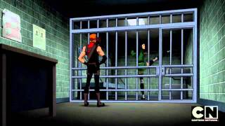 Young Justice Ep 10 Targets Part 2