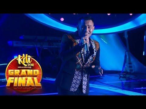 EPIC!! Keren Banget Penampilan Judika [MAMA PAPA LARANG] - Grand Final KDI (210)