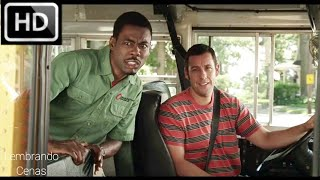Gente Grande 2 - motorista de ônibus escolar (2/10) | Filme/Clip