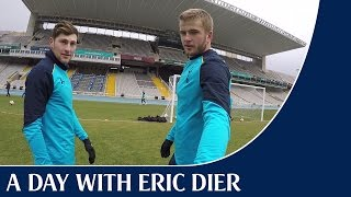 A day with Eric Dier