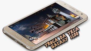 COMO DESMONTAR LCD FRONTAL GALAXY J2