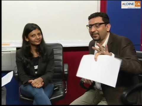 Interview of AIR 1 CA Final Nov 2016 Eti Agarwal