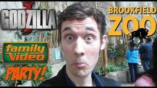 Godzilla, Family Video Party & Brookfield Zoo!
