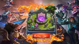 DEATH BATTLE.EXE - Mobile Legends Indonesia