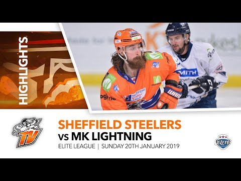 Xxx Mp4 Sheffield Steelers V MK Lightning EIHL 20th January 2019 3gp Sex