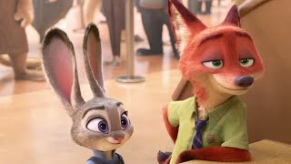 Zootropolis - Zootopia | official trailer #2 US (2016) Disney Idris Elba Ginnifer Goodwin