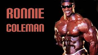Ronnie Coleman - Mr. Olympia song
