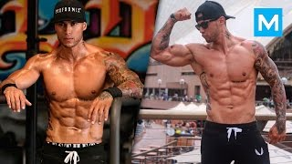 Killer Workouts - Michael Vazquez - Beast Mode ON | Muscle Madness