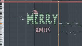 Musical Merry Christmas, but sounds like All Star - MIDI Art