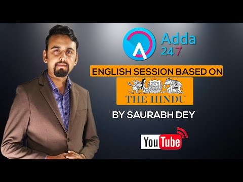 Xxx Mp4 ENGLISH SESSION BASED ON HINDU EDITORIAL 3gp Sex